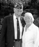 John and Ruth Klumpp - AXPOW National Commander