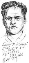 Lt. Elroy F. Wyman - World War II POW killed at Stalag Luft I