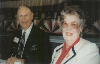 Claude and Marilyn McCrocklin