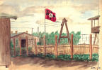 A view from Stalag Luft I by Charles Early