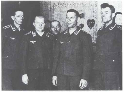Guards at Stalag Luft I