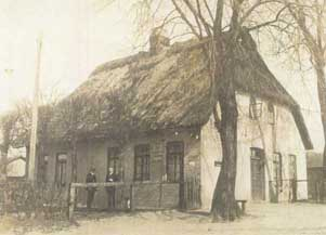 The Haslob old house in Germany - 1926
