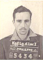 Major Cyrus Manierre - OSS agent  in World War II