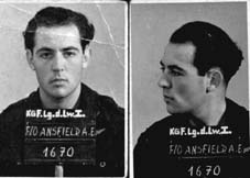 Ted Ansfield - Kriegie #1670 - RAF Pathfinder Force Observer and POW at Stalag Luft I