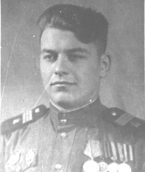 Vasily Bezugly - Russian liberator of Stalag Luft I