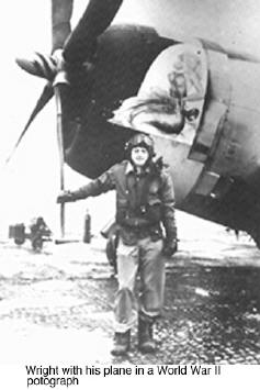 Lt. Phil Wright - World War II fighter pilot